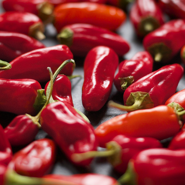 """Chilli Scatter"" stock image"