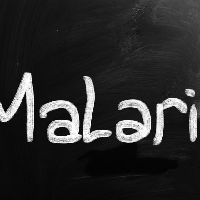 """malaria"" stock image"