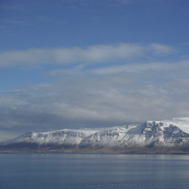 """mountain backdrop"" stock image"