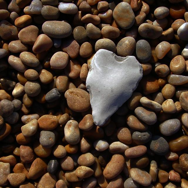 """""""HeartStone"""" stock image"""