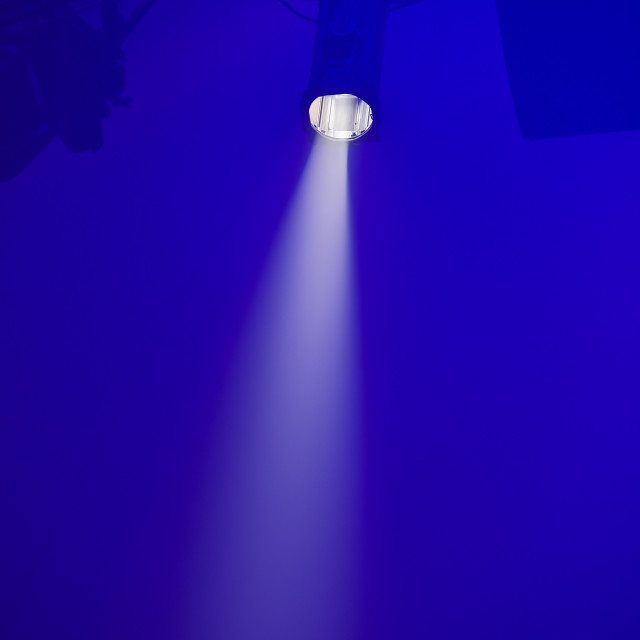"""Stage Lights"" stock image"