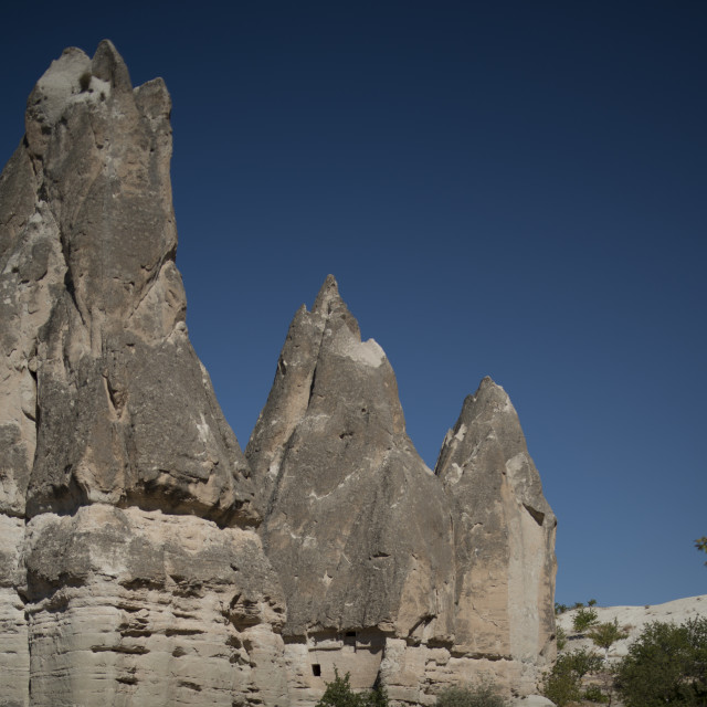 """Fairy Chimneys"" stock image"