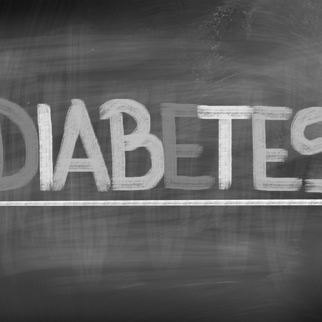 """Diabetes Concept"" stock image"