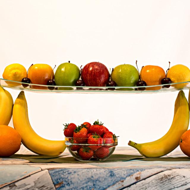 """Fruit Shoot"" stock image"