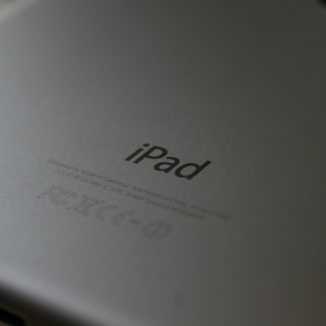 """iPad Mini"" stock image"
