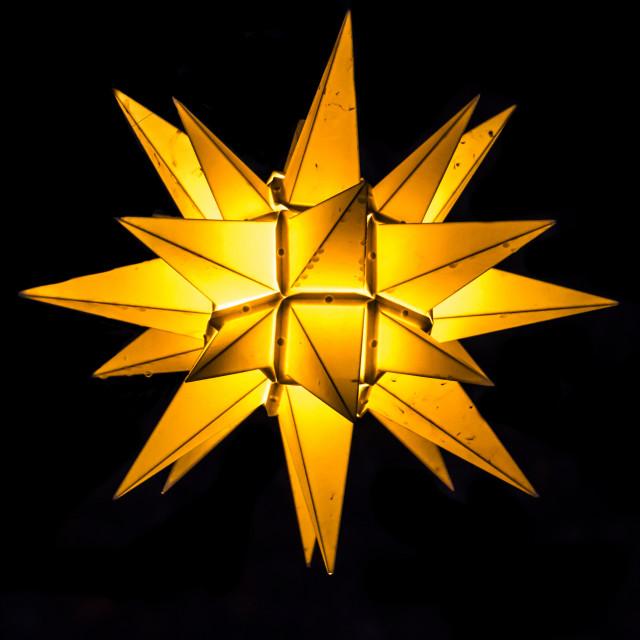 """Star light"" stock image"