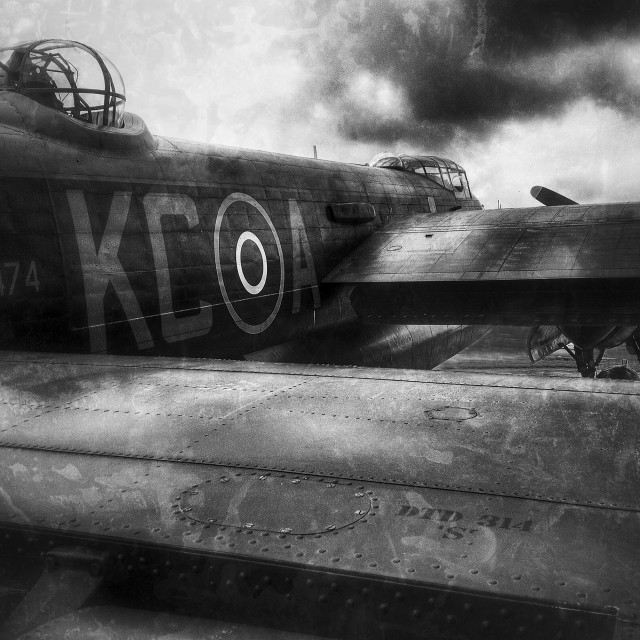 """BBMF Thumper"" stock image"