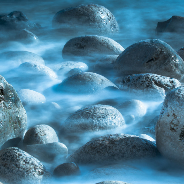 """Pebbles"" stock image"