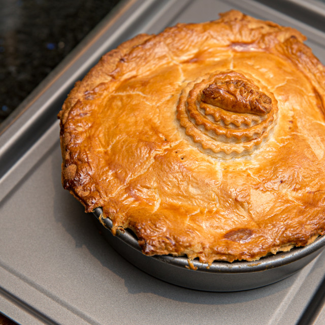 """Fidget pie"" stock image"