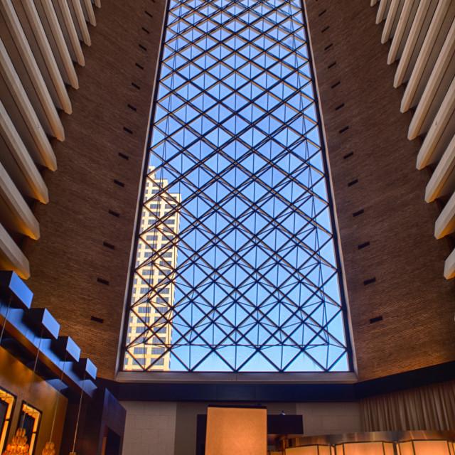 """""""Hotel Lobby"""" stock image"""