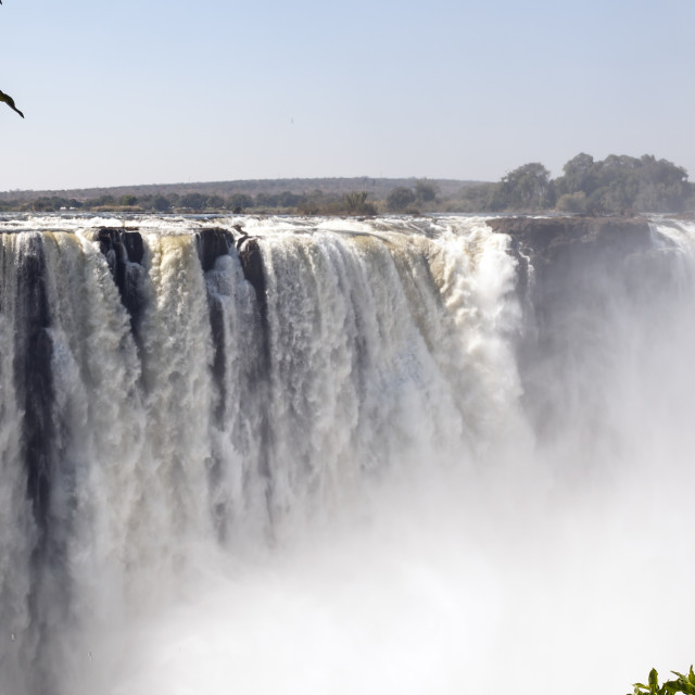 """Main Falls"" stock image"
