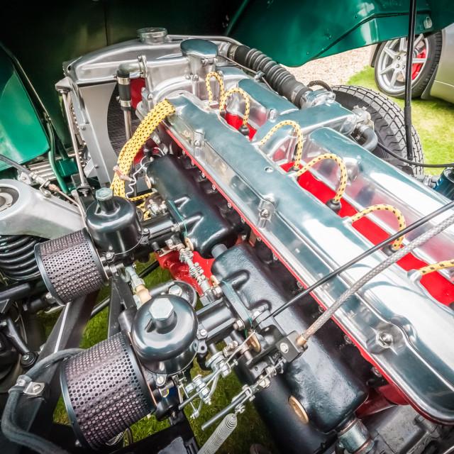 """""""vehicle engine"""" stock image"""