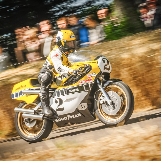 """Kenny Roberts"" stock image"