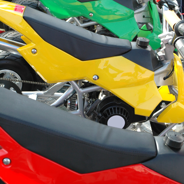 """""""motorcycles"""" stock image"""