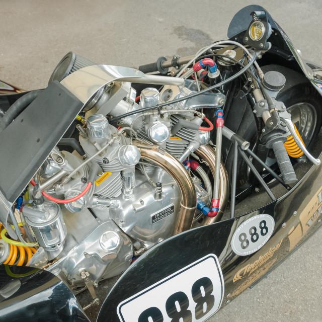 """motorcycle sidecar"" stock image"