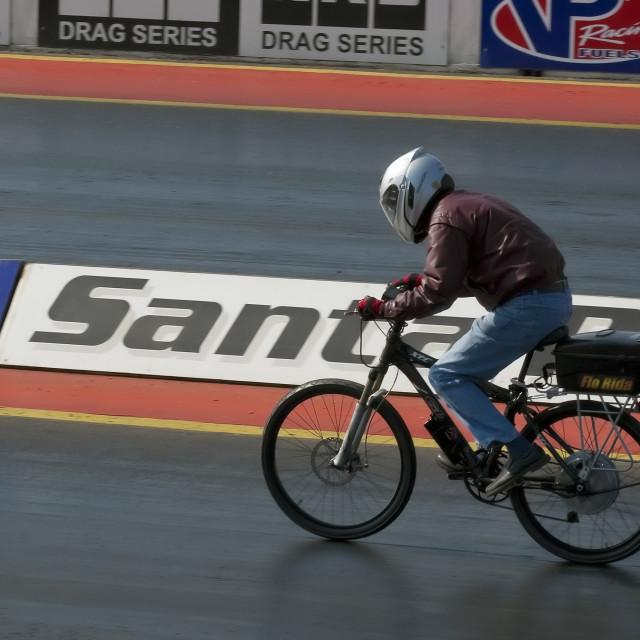 """electric bike"" stock image"