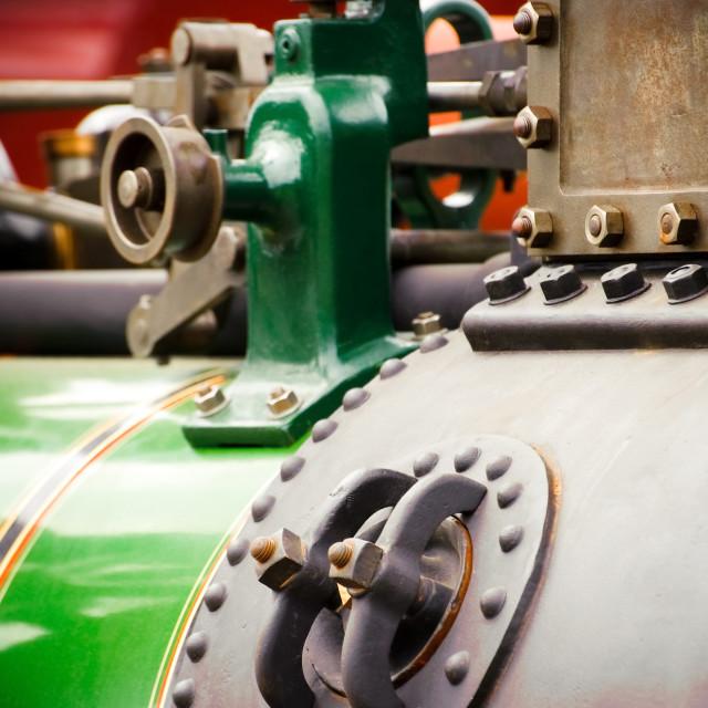 """""""steam boiler"""" stock image"""