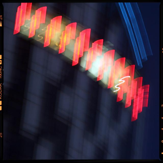 """""""Panoramic Restaurant"""" stock image"""