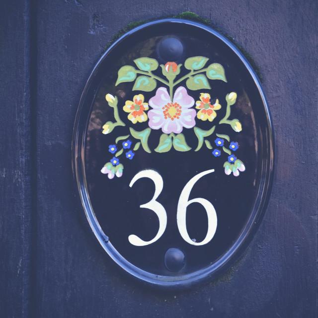 """36"" stock image"