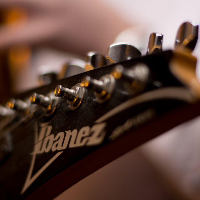 """Guitar2"" stock image"