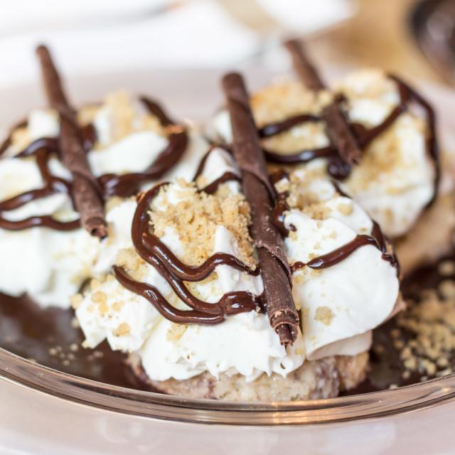 """Hungarian Dessert"" stock image"