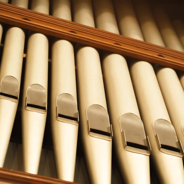 """""""organ pipes"""" stock image"""