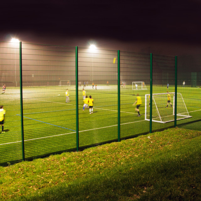 """Astroturf sports facility"" stock image"