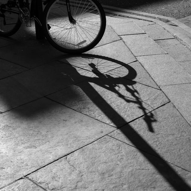 """daytime shadows"" stock image"
