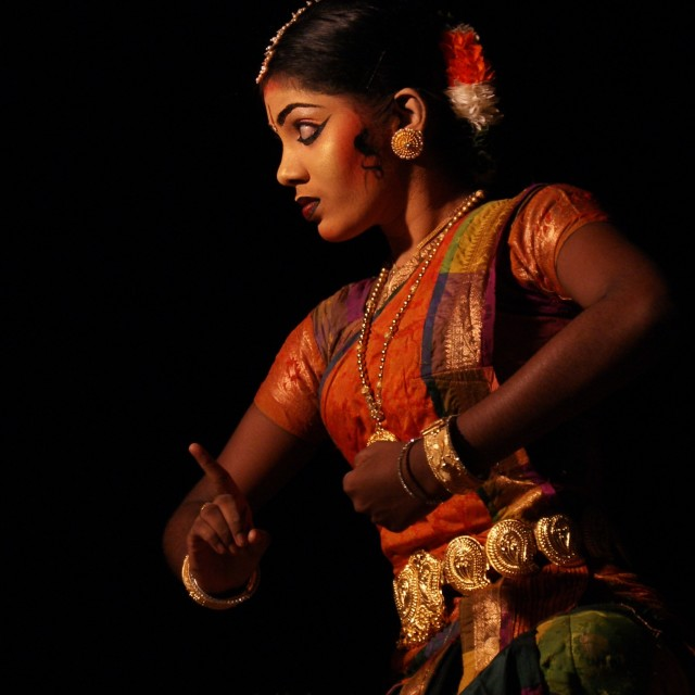 """Indian Dancer"" stock image"