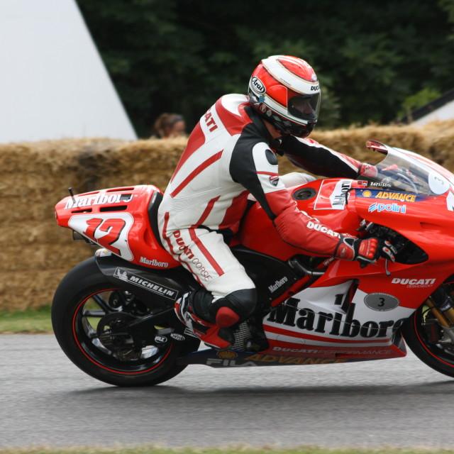"""Ducati"" stock image"