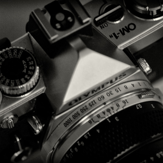 """Olympus Camera"" stock image"