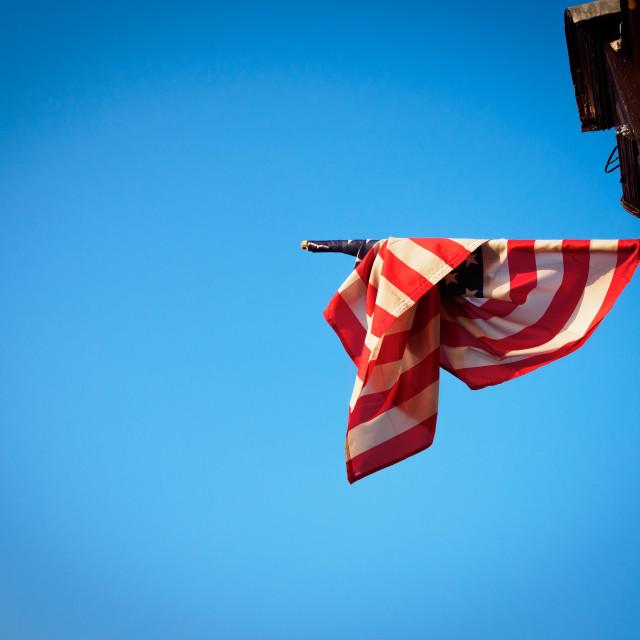 """""""Star Tangled Banner"""" stock image"""