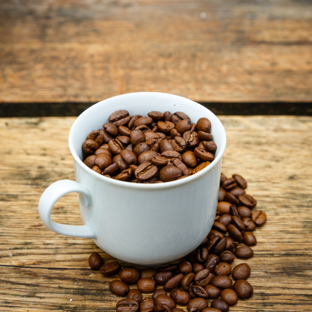"""""""Coffee cup"""" stock image"""