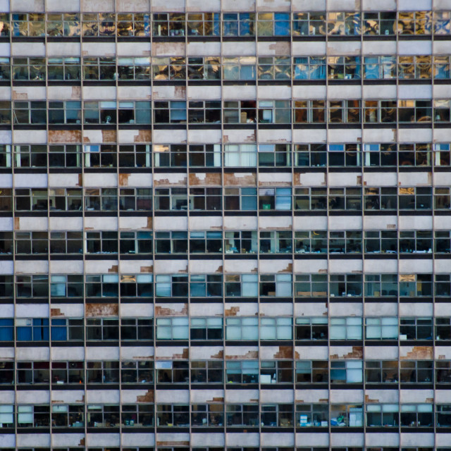 """Office Block, Southwark, London"" stock image"