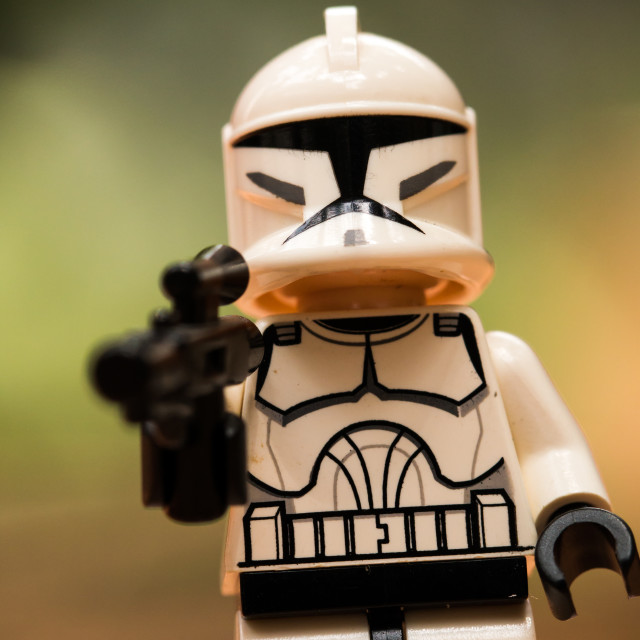 """Stormtrooper"" stock image"