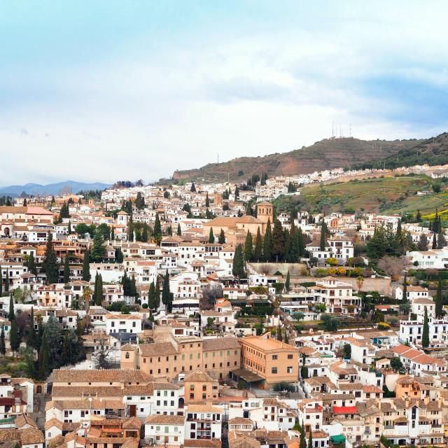 """Granada"" stock image"