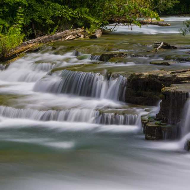 """Little Falls"" stock image"