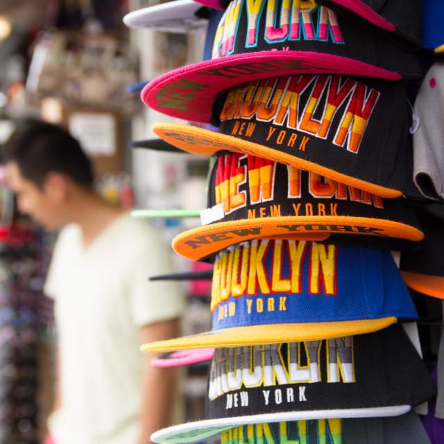 """""""Chinatown - NY City"""" stock image"""