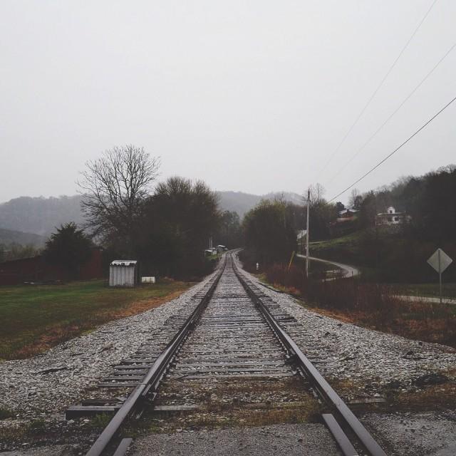 """railroad east"" stock image"