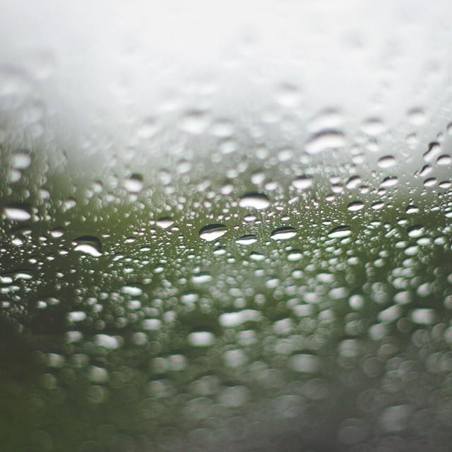 """rainy drive"" stock image"