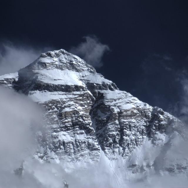"""Mount Everest"" stock image"