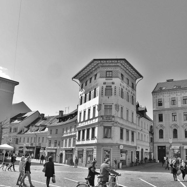 """""""Ljubljana"""" stock image"""