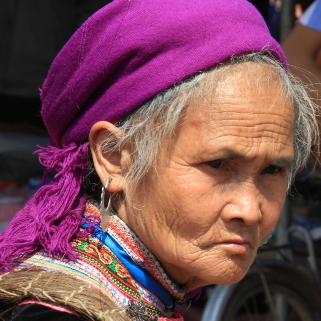 """Vietnamese Woman"" stock image"