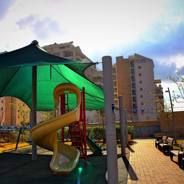 """Playground"" stock image"