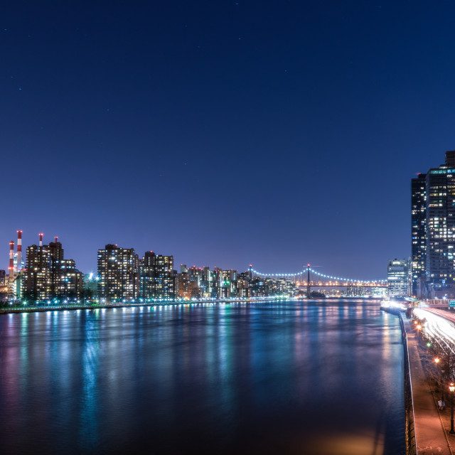 """""""FRD by Night"""" stock image"""