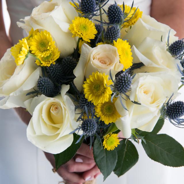"""""""Bridal Bouquet"""" stock image"""