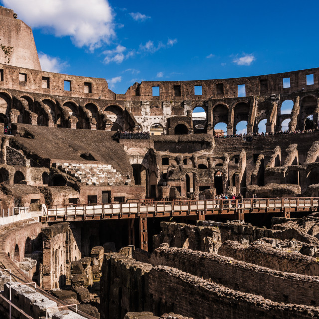 """Coliseum"" stock image"