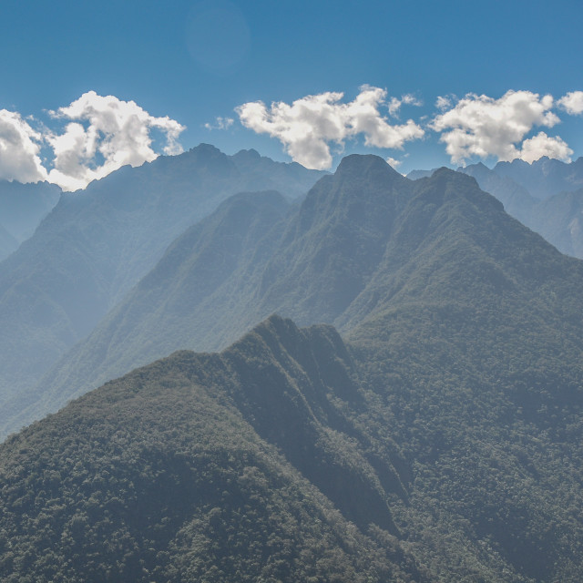 """Urubamba Valley"" stock image"