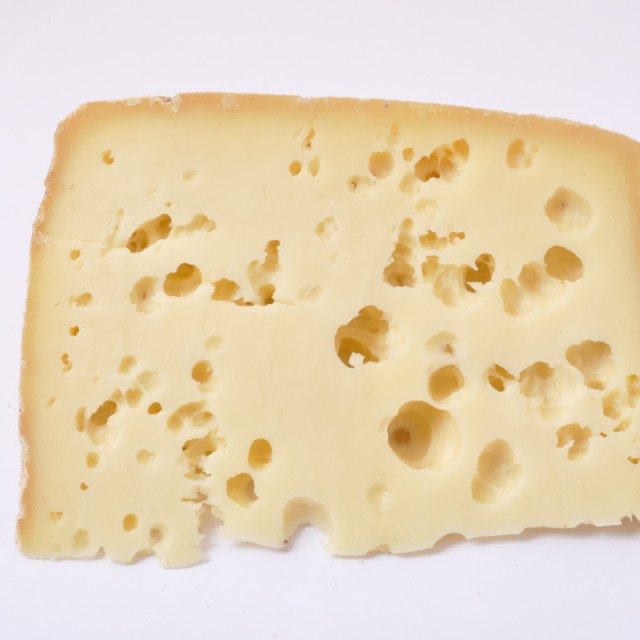 """""""Brittany tomme cheese"""" stock image"""