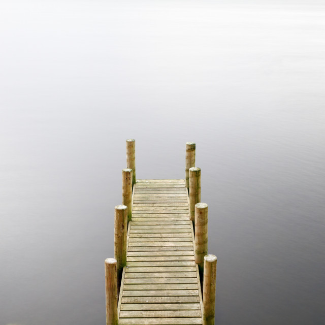 """Jetty"" stock image"